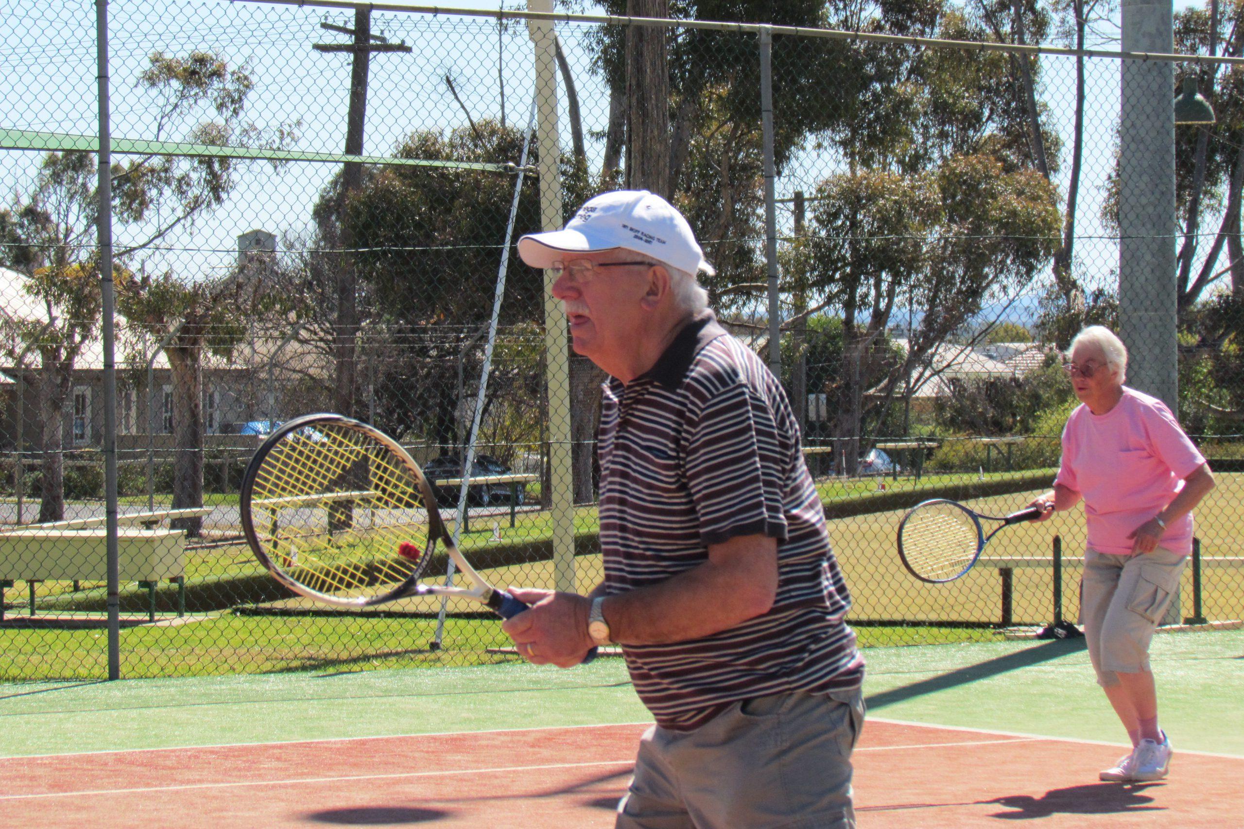 U3A Tennis